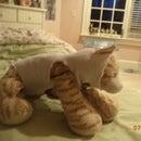 Stuffed animal Suit