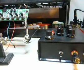 Monotron Hack with a Baby-8 Sequencer - CV and Gate