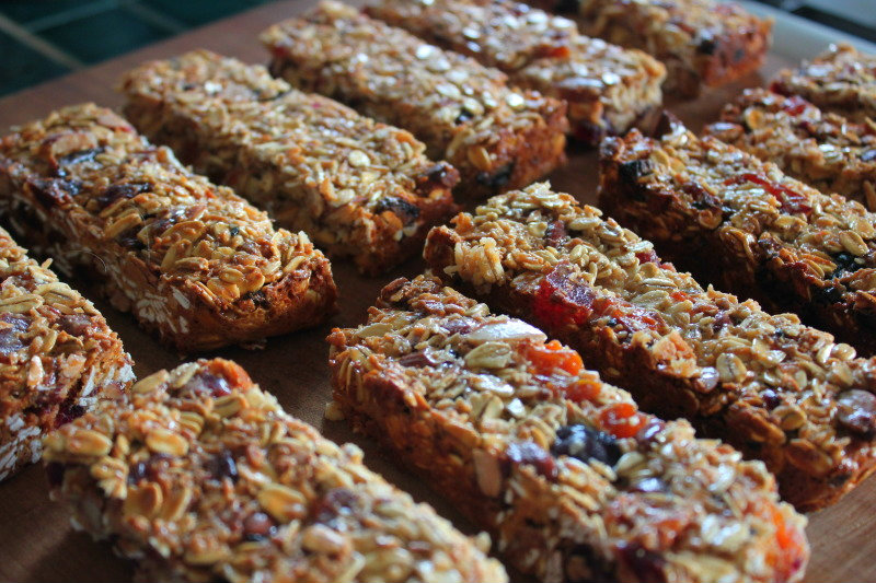 Picture of Easy Healthy Granola Bars