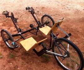 Sociable Recumbent Trike
