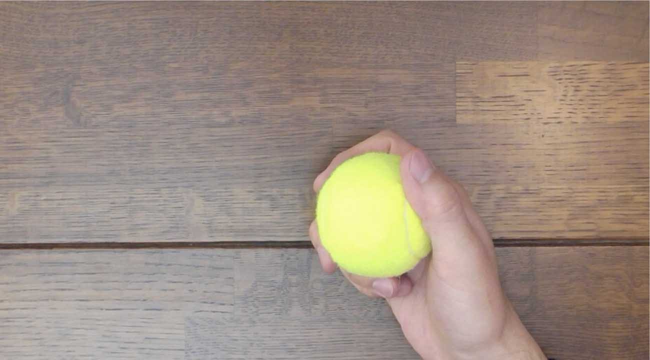 Picture of The Old Tennis-Ball
