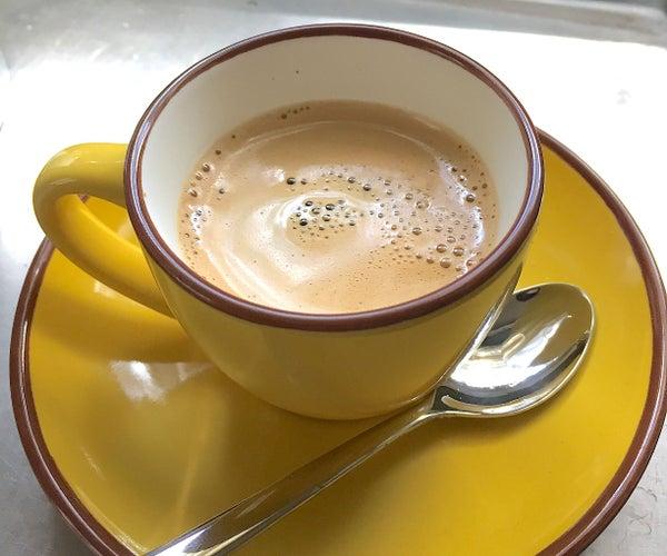 Brewing Cuban Coffee