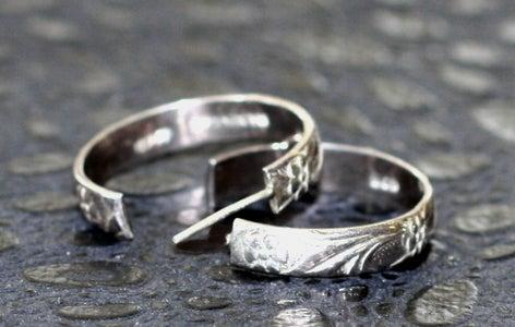 Recycle Broken Hoop Earrings Into Earring Jackets!