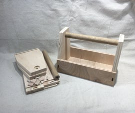The Kids' Toolbox Build Kit