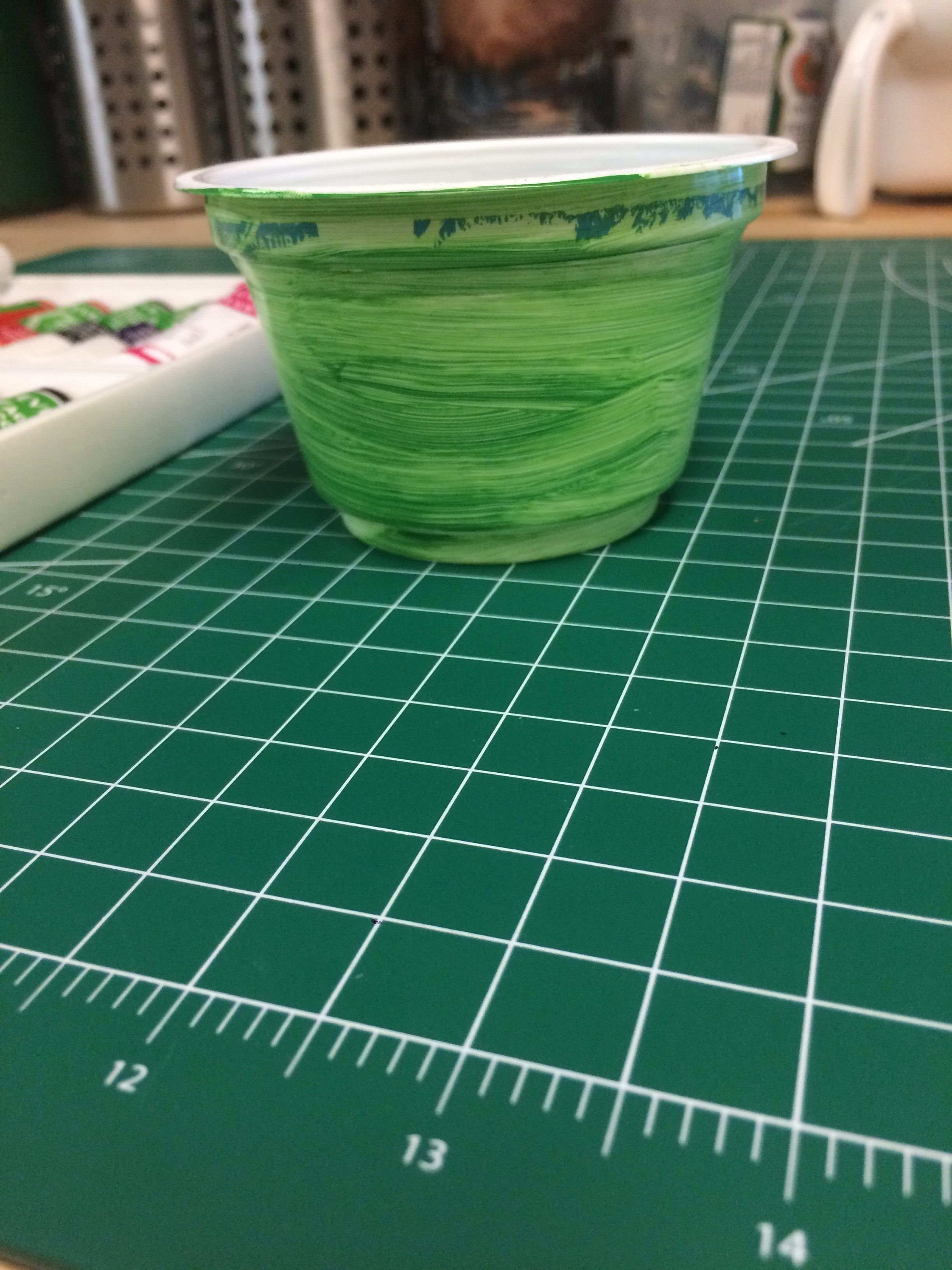 Picture of Paint the Yogurt Cup