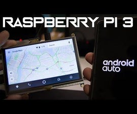 Android Auto on Raspberry Pi
