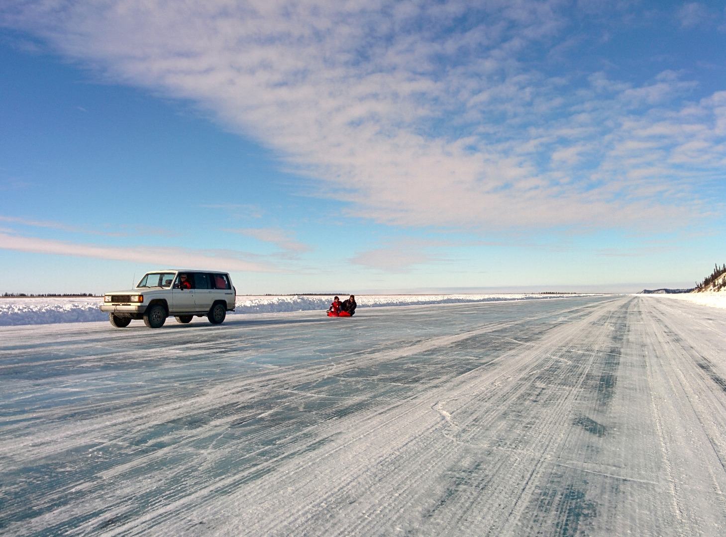 Picture of ICE ROAD ADVENTURE!
