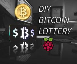 DIY Bitcoin Lottery With Raspberry Pi