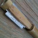 Bamboo  shavette $0.08
