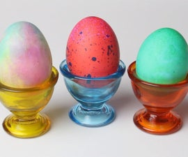 How to Make (and Dye for Easter) Easy-to-peel Boiled Eggs