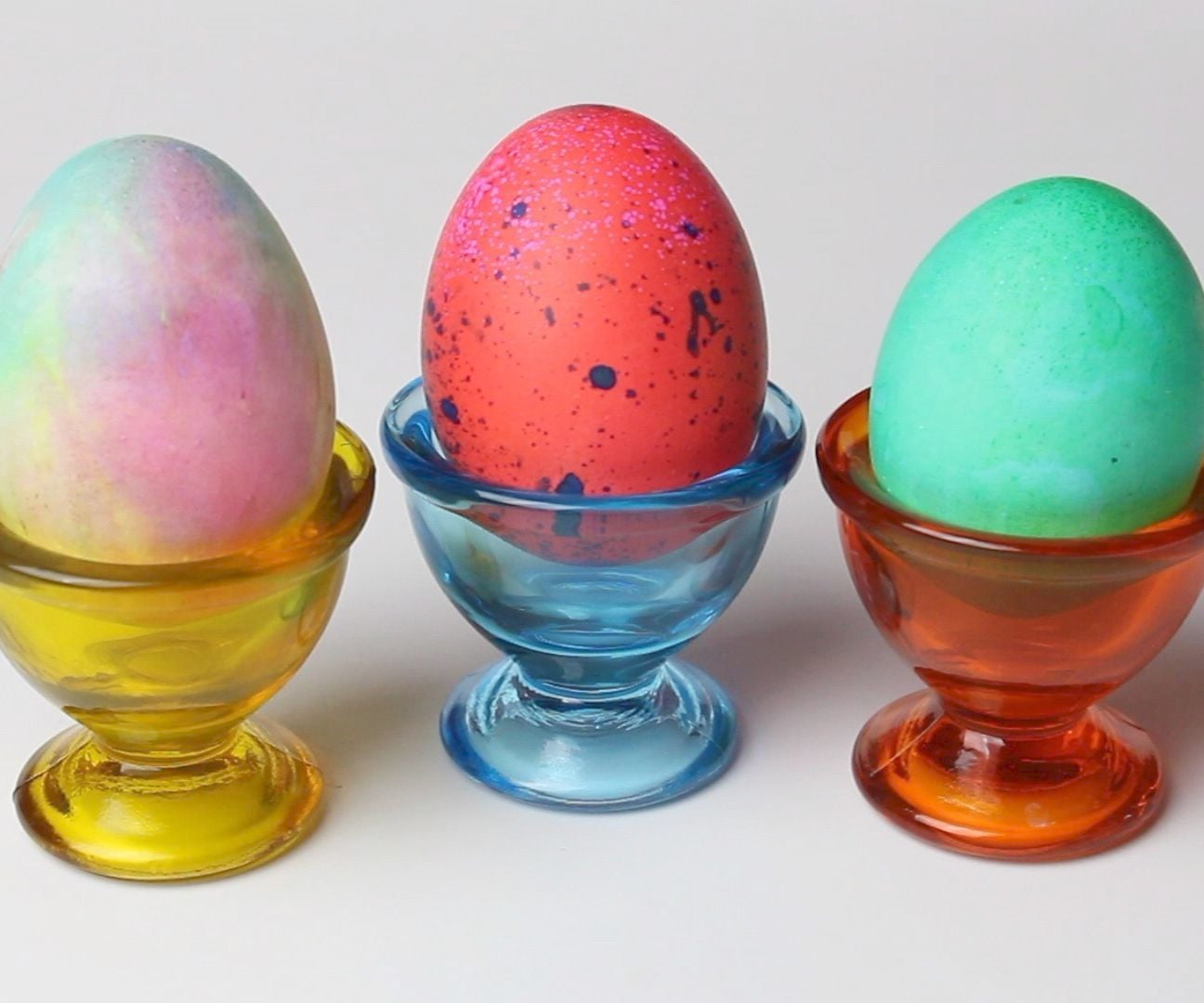 How To Make And Dye For Easter Easy To Peel Boiled Eggs 17 Steps