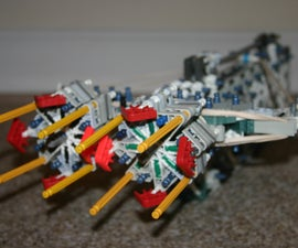 Knex dual turret assault bow