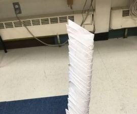 Paper Sword With No Glue