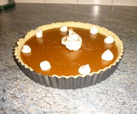 Toffee Coffee Pie!