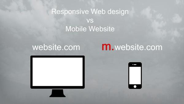 Picture of Responsive Web Design Vs Mobile Website