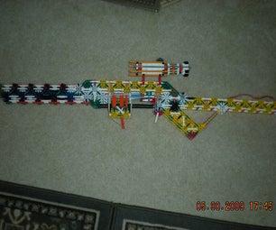 Knex Subsonic Sniper 2