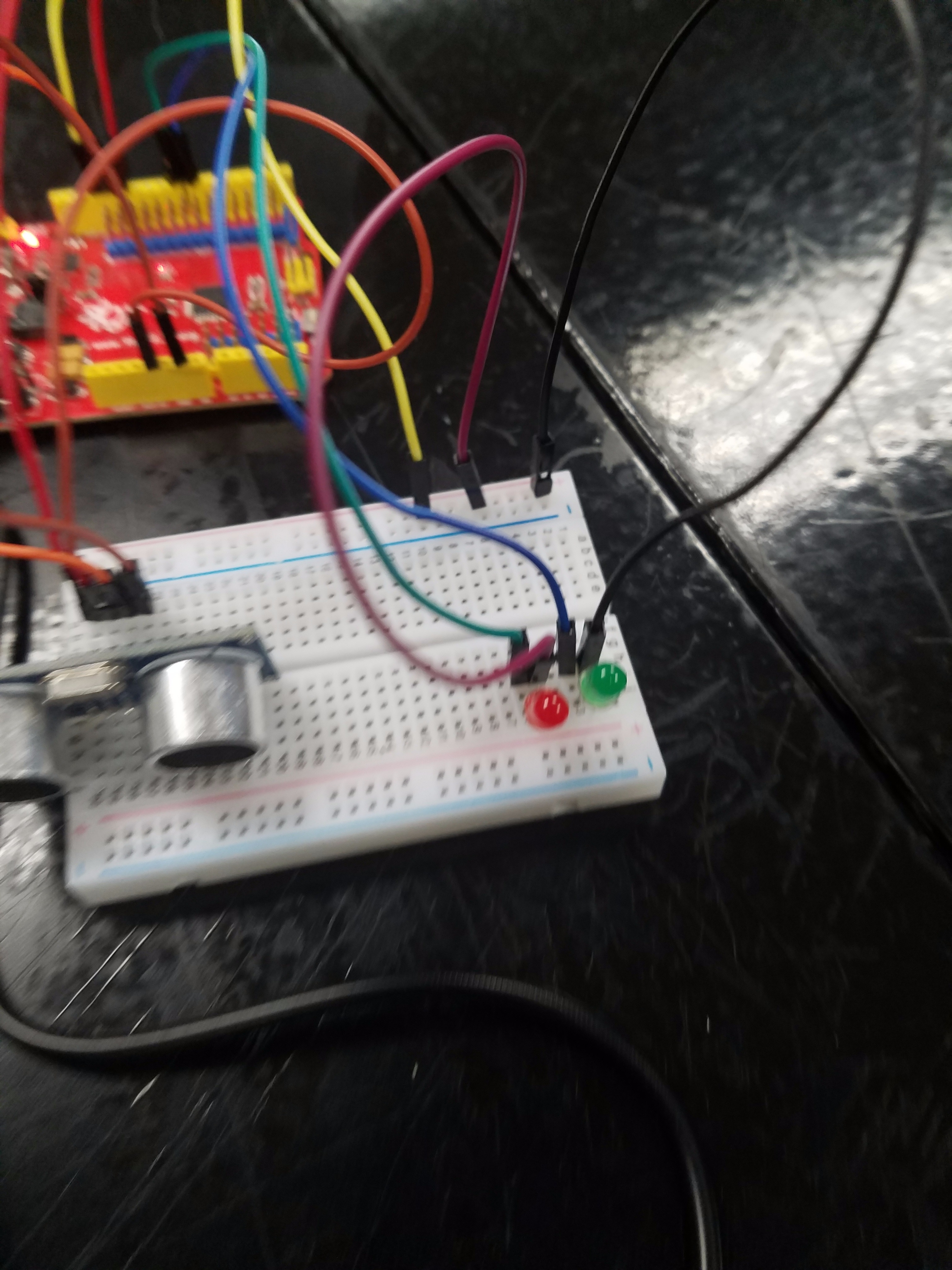 Picture of Connect LED S to Arduino