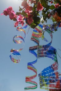 How to Make Plastic Bottle Wind Spinners
