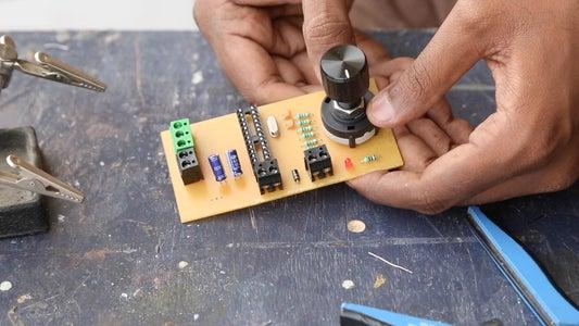 Preparing the Circuit Board