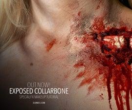 Exposed collarbone - SFX Tutorial