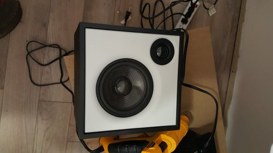 Mount the Speakers and Final Fitting