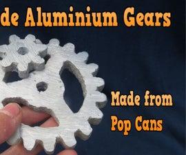 Cast Aluminium Gears