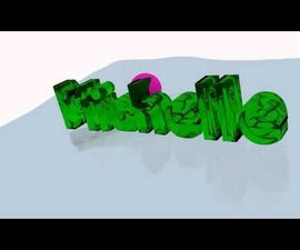 Creating Animated Text in Blender 2.7
