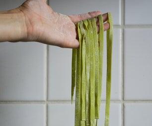 Green Pea Pasta