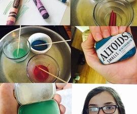 Crayola Crayon Lipstick