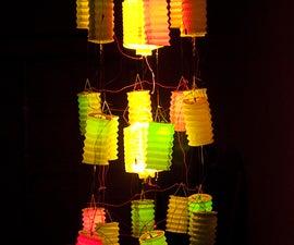 Enormous led Mood light