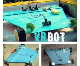 VRBOT (Voice Recognition Robot)