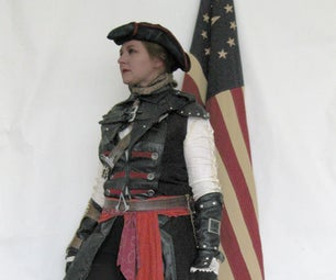 Aveline Costume - Assassin's Creed