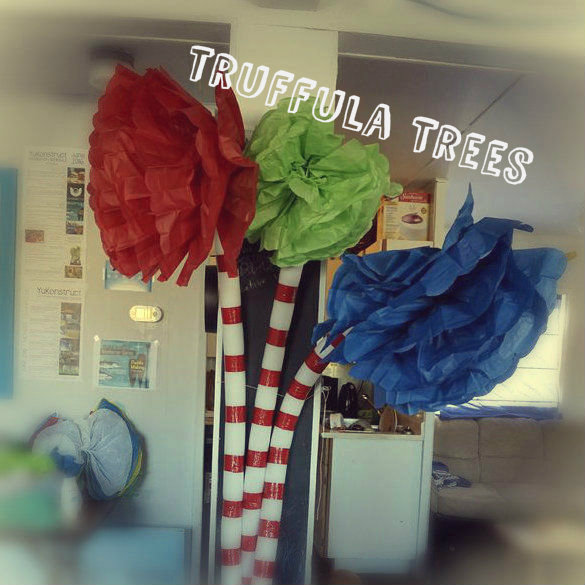 Picture of Truffula Trees