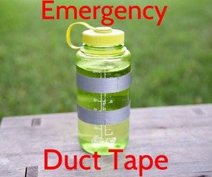 Emergency Duct Tape Stash