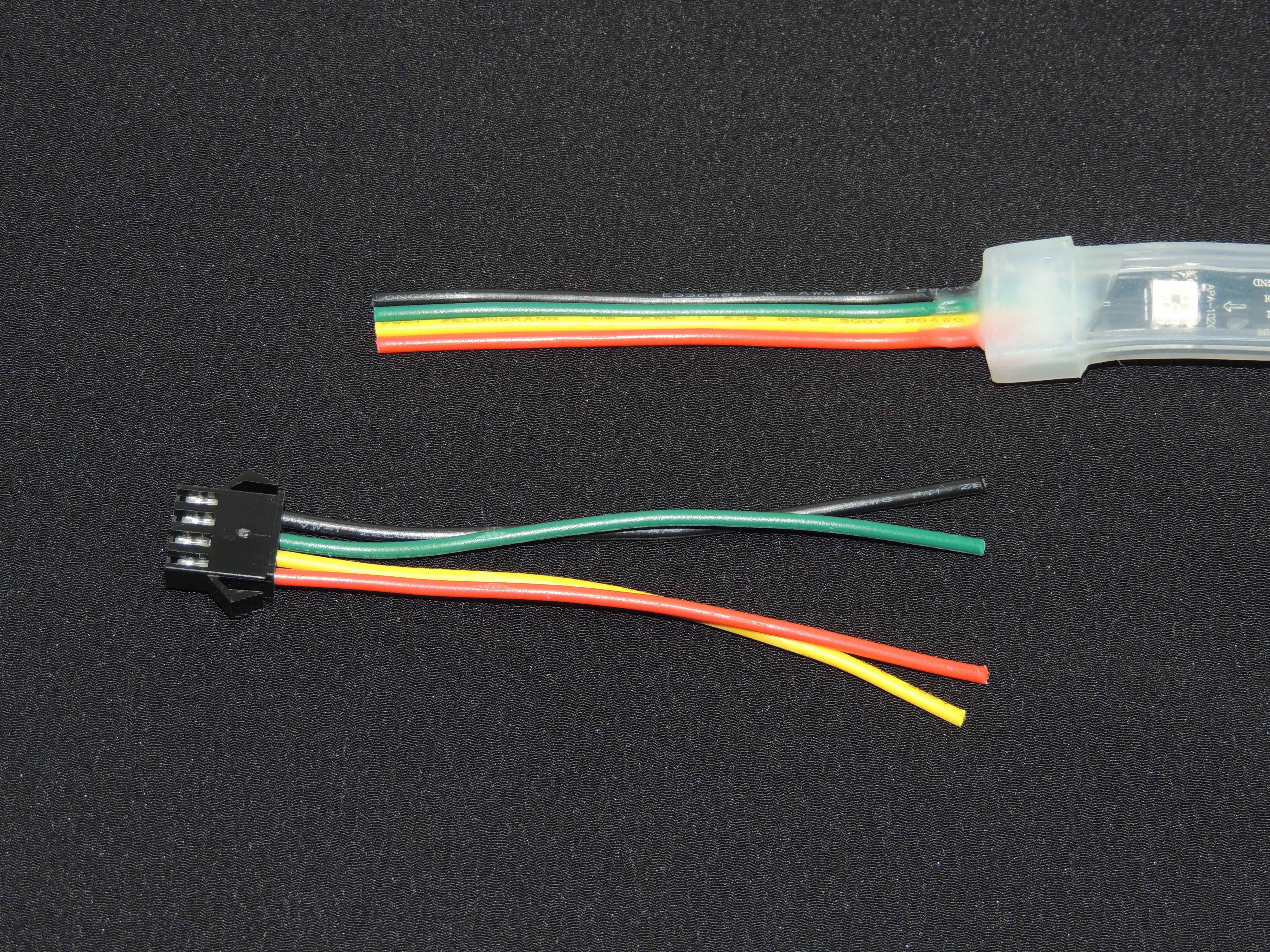 Picture of Prepare the LED Strip