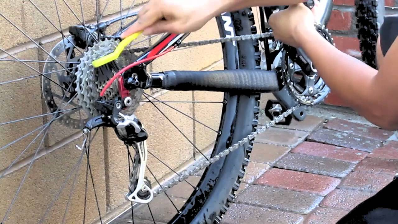 Picture of Bicycle Maintenance Tips