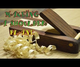 How to Make a Chisel Plane