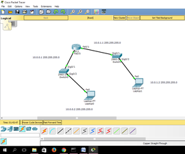 How to Give a Static IP to Devices in CISCO PACKET TRACER