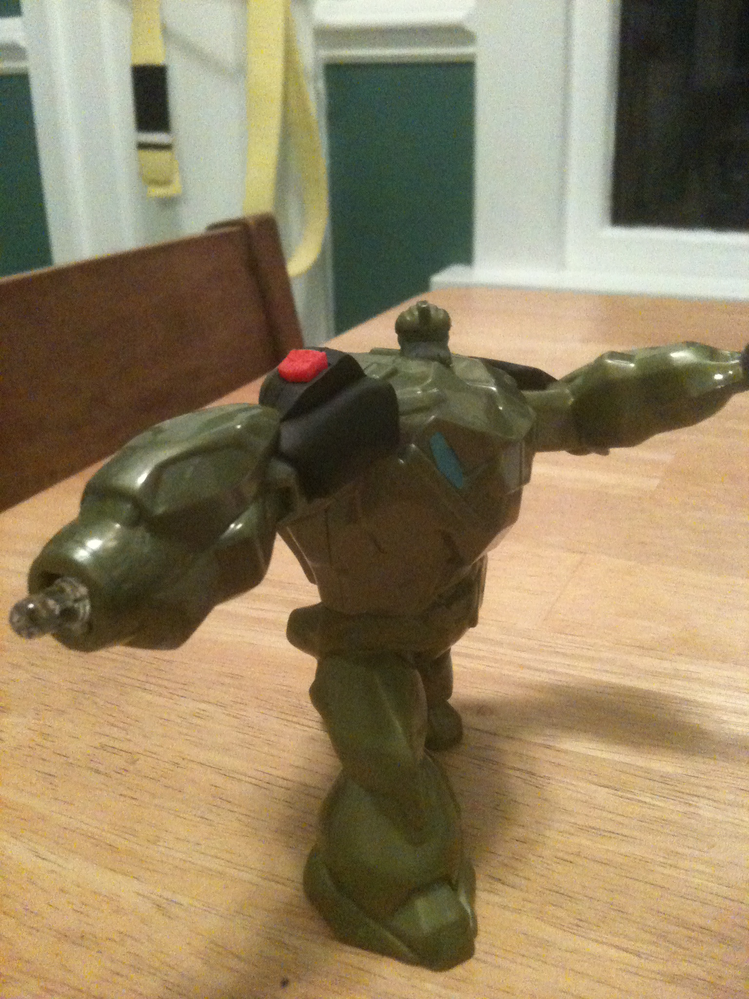 Picture of Hack-A-Toy, LED Blaster Style