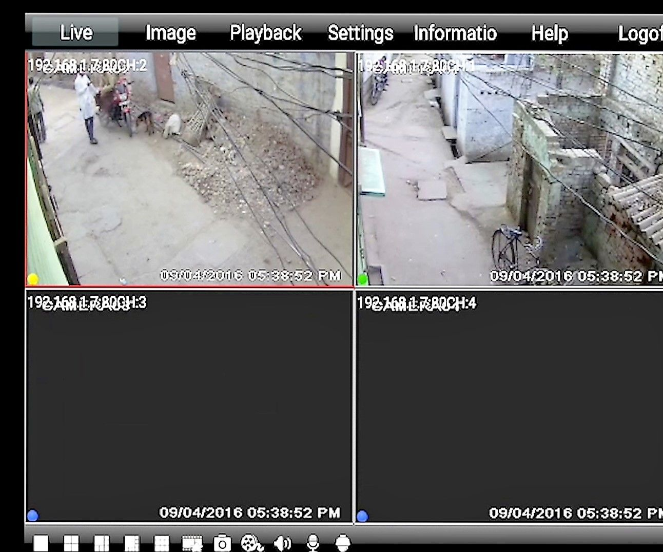 HOW TO CONNECT CCTV TO ANDROID OR IPhone ?: 6 Steps