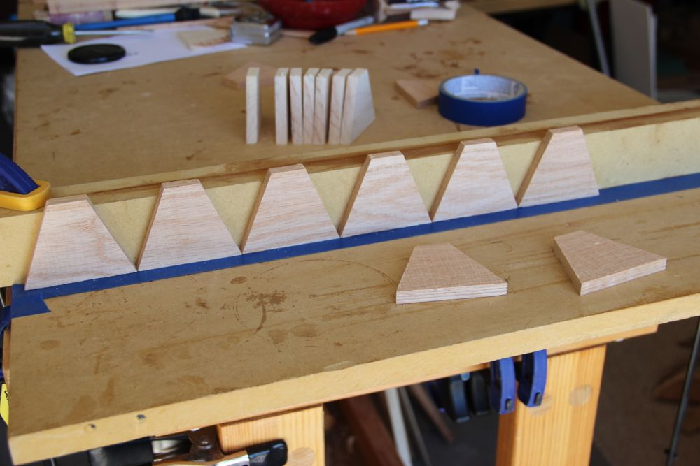 Picture of Glue-up Layers