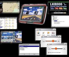 GoFly - Paragliding/hangliding/gliding Altimeter-variometer From Your Car Navigation
