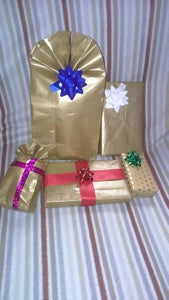 How to Easily Wrap Your Gift