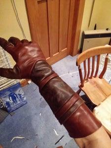 Gloves... God Damn Gloves