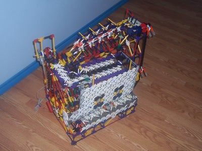 Project Accuracy-A K'nex Experiment
