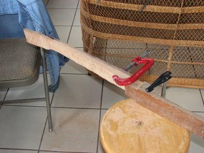 Homemade Banjo