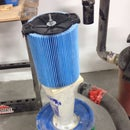 Cyclone Separator Filter for DW735 Planer