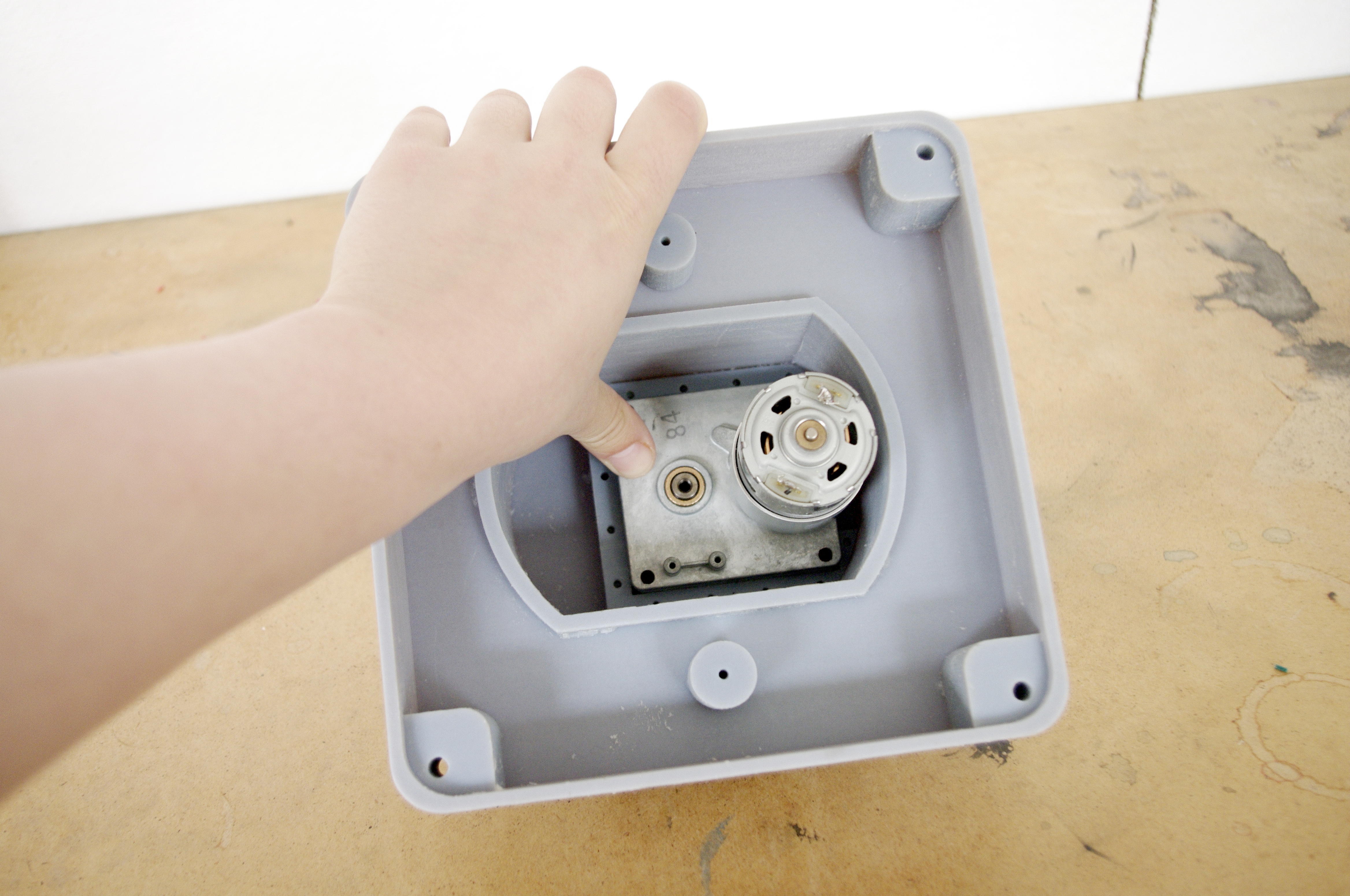 Picture of Insert Motor