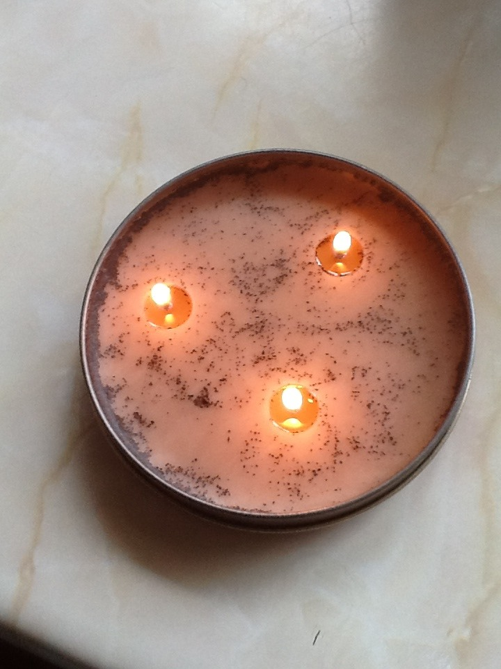 Picture of You Have a Coffee Candle!
