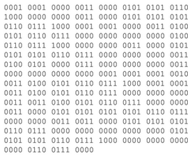 How to Convert From Decimal to Binary